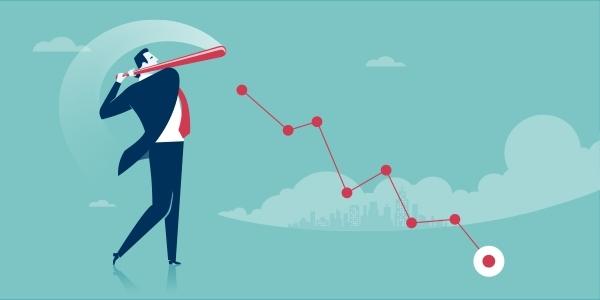 Playing hardball: Financial markets don't like it