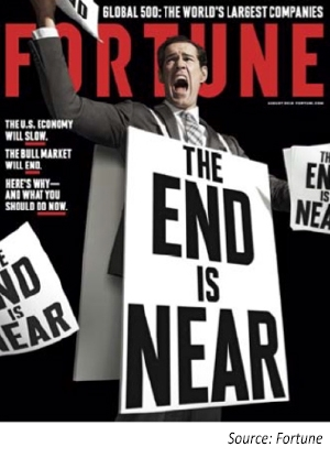 Fortune Magazine Cover